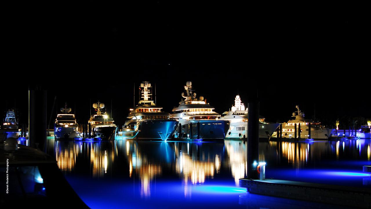 Yachts At Night 1361226537MarinaNight DR