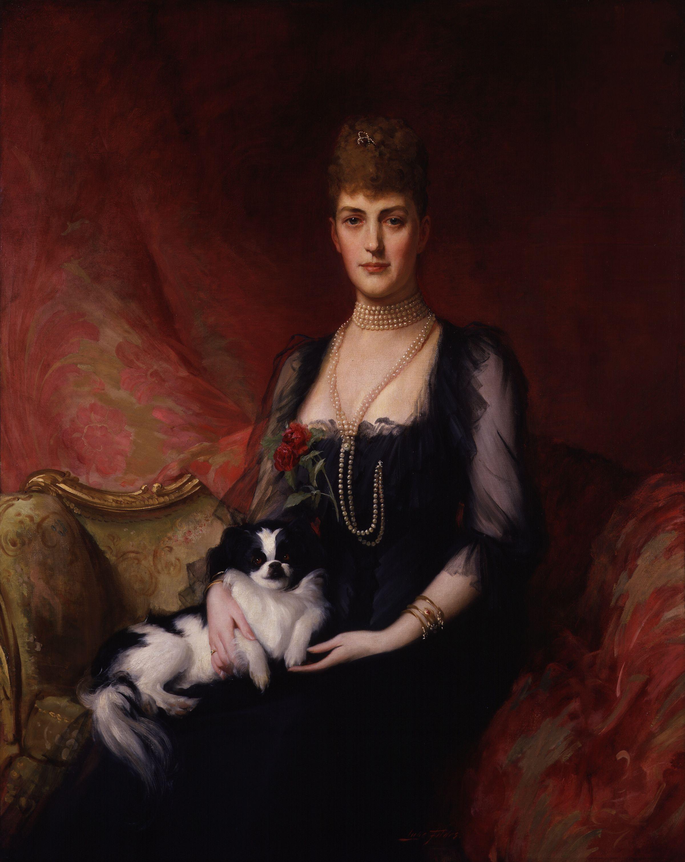 Alexandra_of_Denmark_by_Sir_(Samuel)_Luke_Fildes