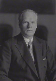 NPG x5892; George Granville Sutherland-Leveson-Gower, 5th Duke of Sutherland by Walter Stoneman